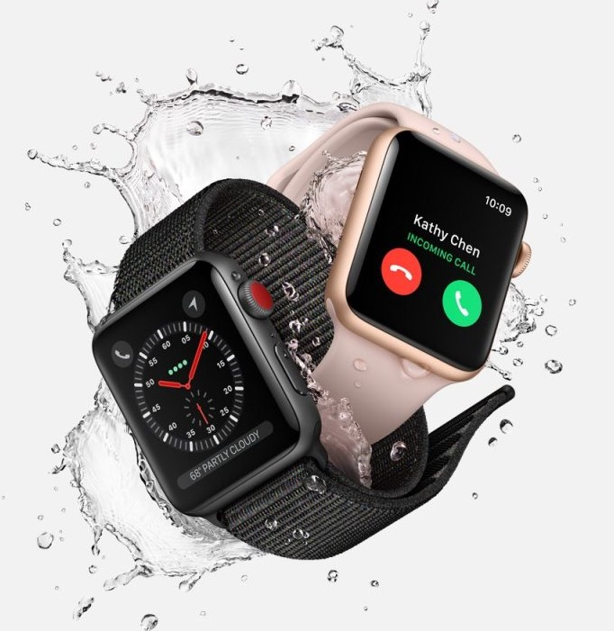 apple watch for promotion for non profits